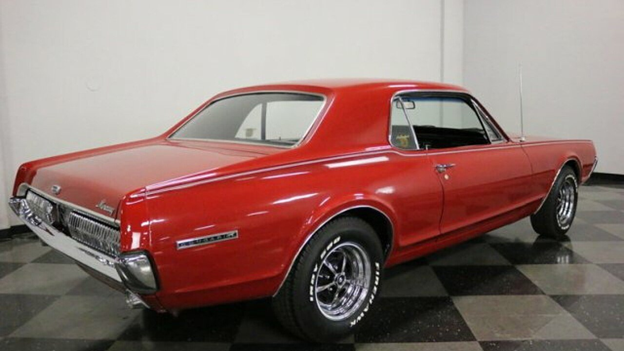 1967 Mercury Cougar For Sale Near Fort Worth, Texas 76137