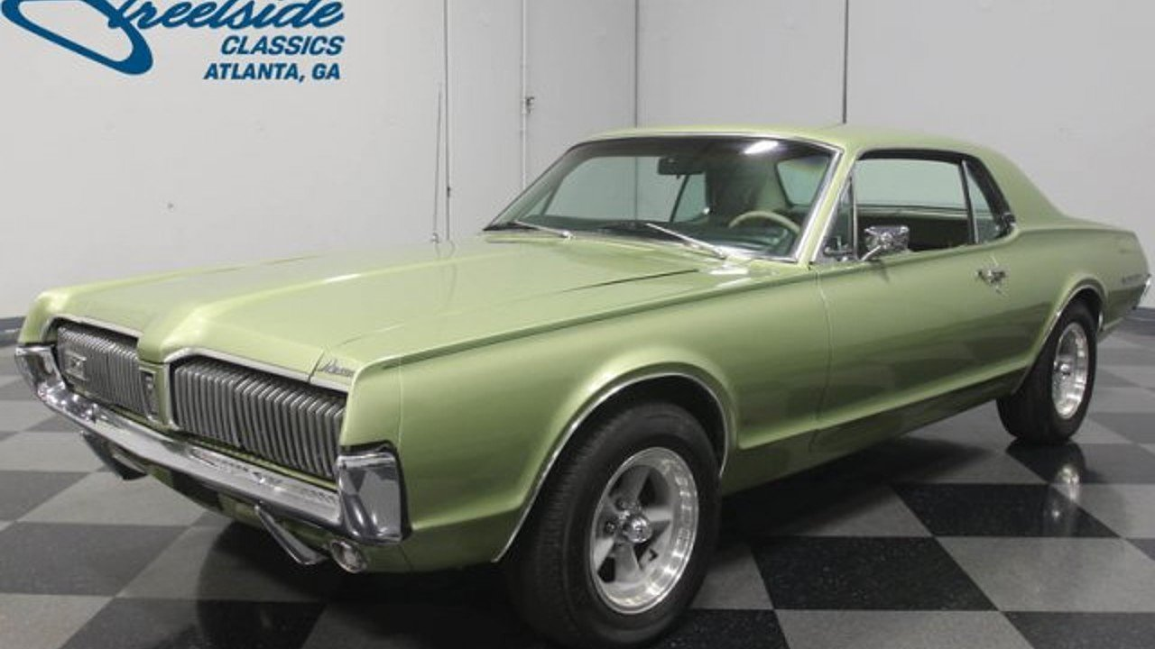 1967 Mercury Cougar for sale near Lithia Springs, Georgia 30122 ...