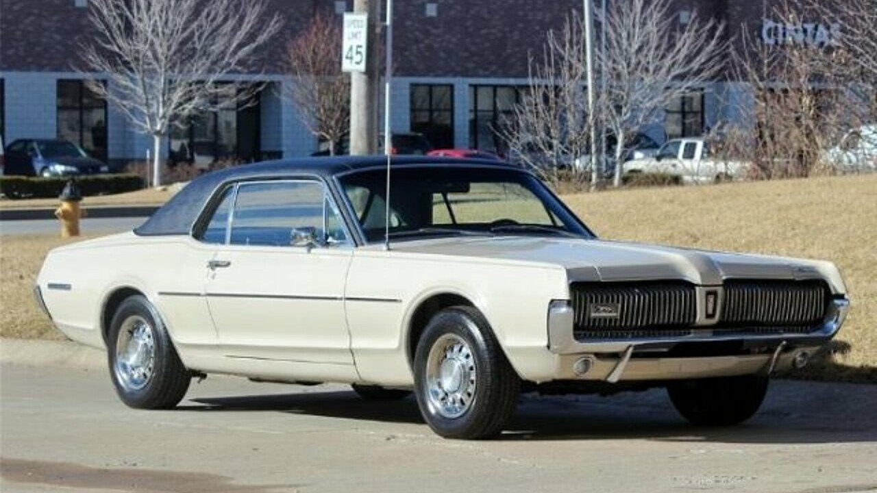 1967 Mercury Cougar for sale 101003485
