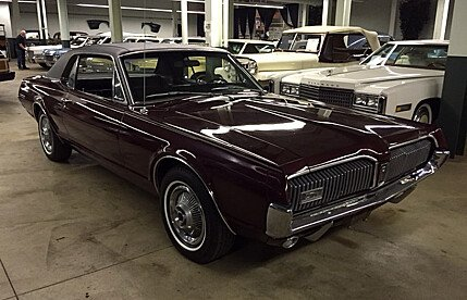 1967 Mercury Cougar for sale 100996123