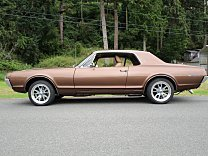 1967 Mercury Cougar XR7 for sale 101057979