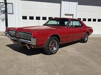 1967 Mercury Cougar for sale 100828837