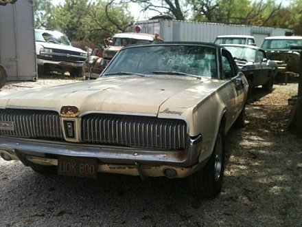 1967 Mercury Cougar for sale 100876215