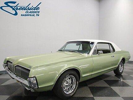1967 Mercury Cougar for sale 100931966