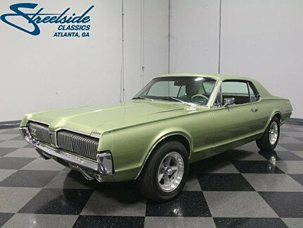 1967 Mercury Cougar for sale 100945639