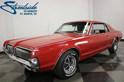 1967 Mercury Cougar for sale 100959878