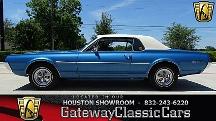 1967 Mercury Cougar for sale 100986428