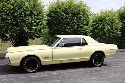 1967 Mercury Cougar for sale 101017620
