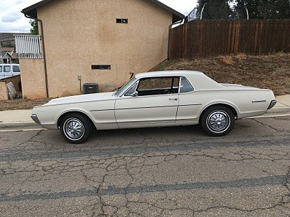 1967 Mercury Cougar Coupe for sale 101043837