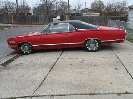 Mercury marquis classics for sale classics on autotrader 1967 mercury marquis for sale 100841089 publicscrutiny