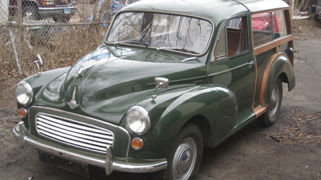 1967 Morris Minor for sale 100854306