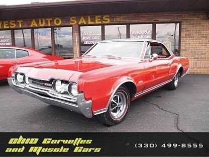 1967 Oldsmobile 442 for sale 100020715