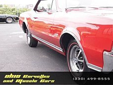 1967 Oldsmobile 442 for sale 100794263