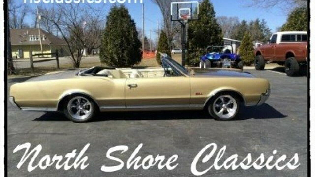 1967 Oldsmobile 442 for sale 100787049