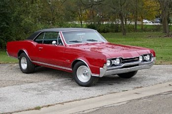 1967 Oldsmobile 442 for sale 100922783