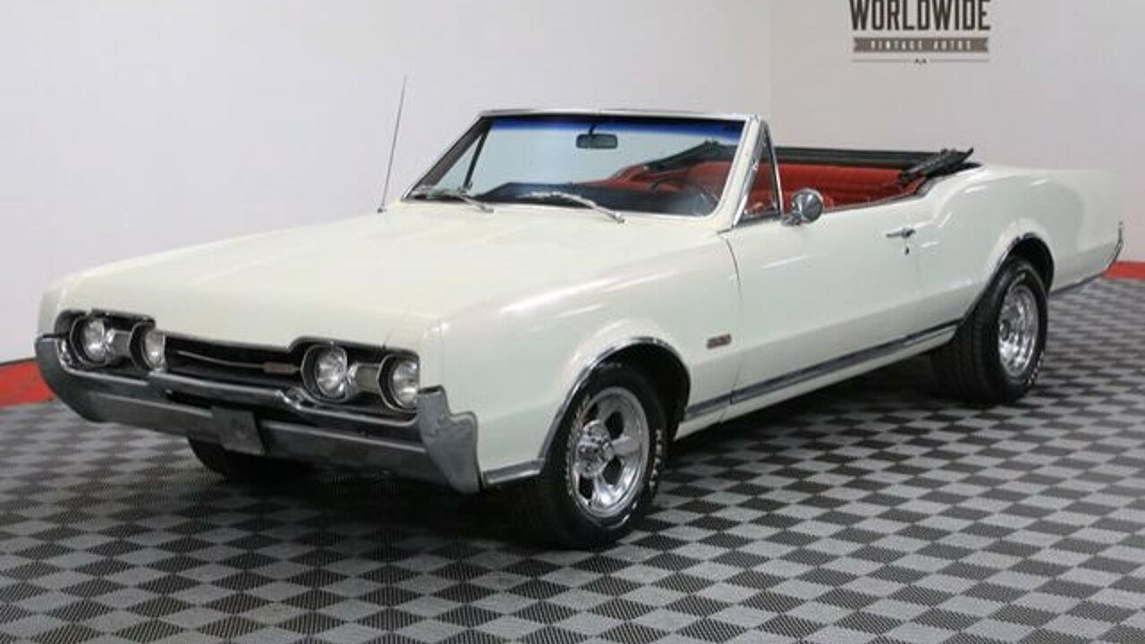 1967 Oldsmobile 442 for sale 100923485