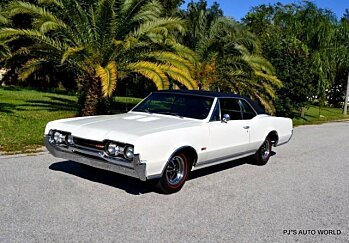 1967 Oldsmobile 442 for sale 100925184