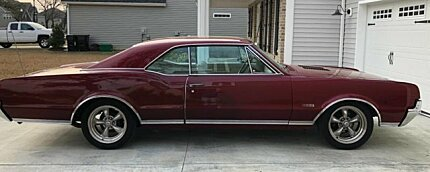 1967 Oldsmobile 442 for sale 100978921