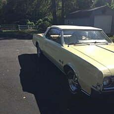 1967 Oldsmobile Cutlass for sale 100865008