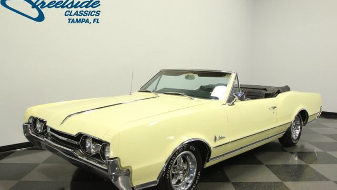 1967 Oldsmobile Cutlass for sale near Lutz, Florida 33559 - Classics ...