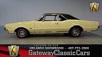 1967 Oldsmobile Cutlass for sale 100964352