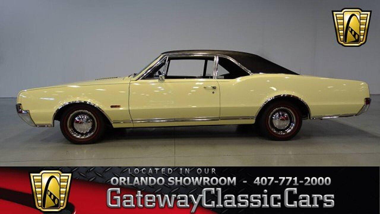 1967 Oldsmobile Cutlass for sale near O Fallon, Illinois 62269 ...