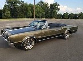1967 Oldsmobile Cutlass for sale 100828626