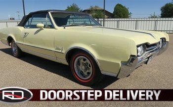 1967 Oldsmobile Cutlass for sale 100891794