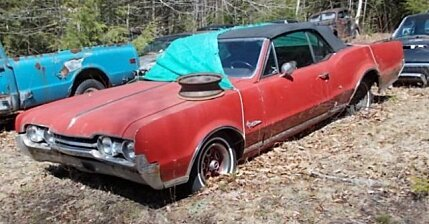 1967 Oldsmobile Cutlass for sale 100892511