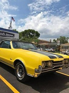 1967 Oldsmobile Cutlass for sale 100944483