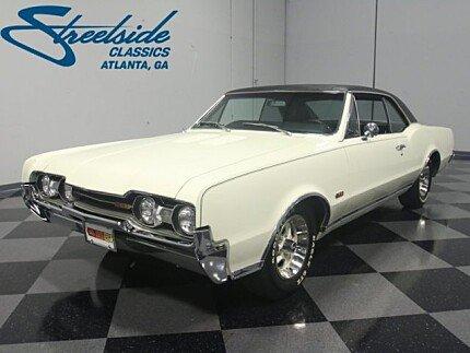 1967 Oldsmobile Cutlass for sale 100945615