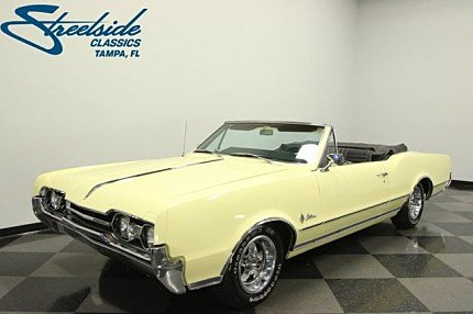 1967 Oldsmobile Cutlass for sale 100959100