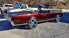 1967 Oldsmobile Cutlass for sale 101019163