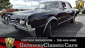 1967 Oldsmobile Cutlass for sale 101057905