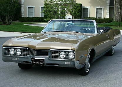 1967 Oldsmobile Ninety-Eight for sale 100757232
