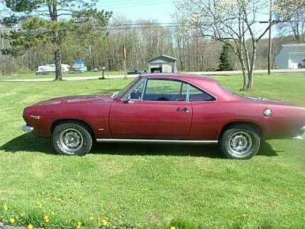 1967 Plymouth Barracuda for sale 100828940