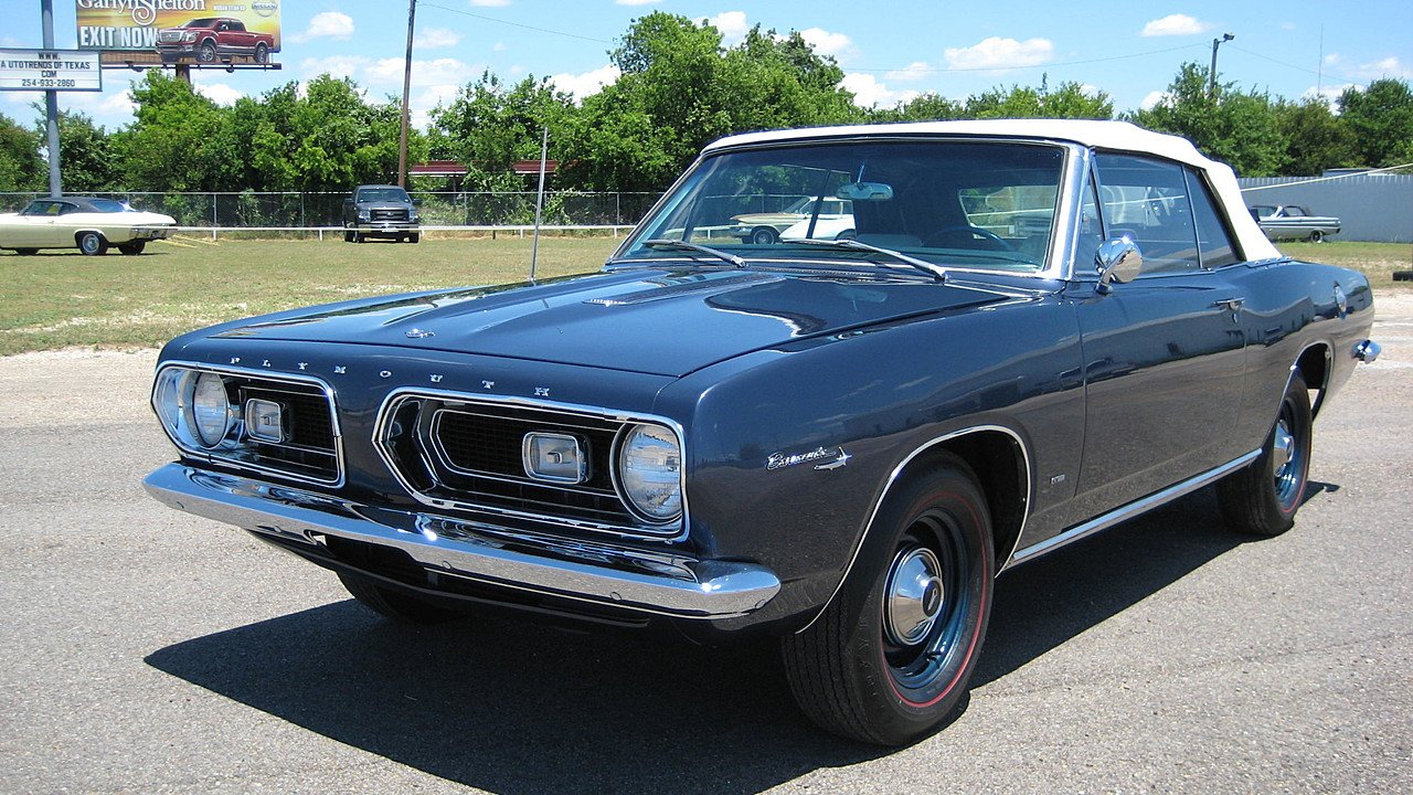 Plymouth barracuda classics for sale classics on autotrader 1967 plymouth barracuda fandeluxe