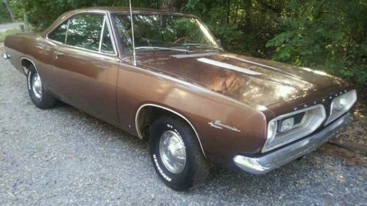 1967 Plymouth Barracuda for sale 100842329