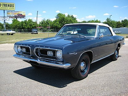 1967 Plymouth Barracuda for sale 100880973