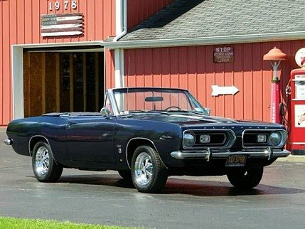 1967 Plymouth Barracuda for sale 100828618