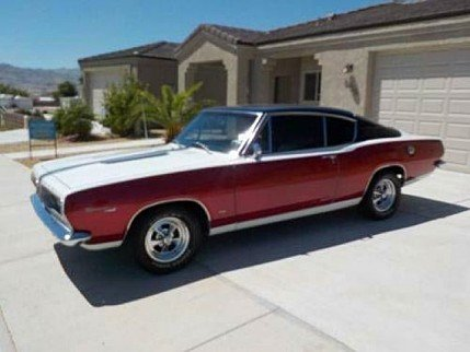 1967 Plymouth Barracuda for sale 100829035