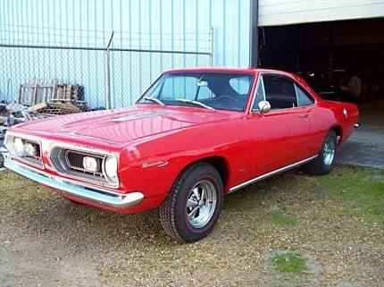 1967 Plymouth Barracuda for sale 100851239