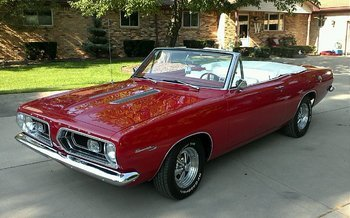 1967 Plymouth Barracuda for sale 100892550