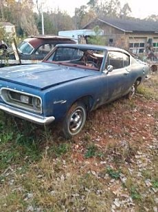 1967 Plymouth Barracuda for sale 100927819