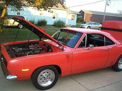 1967 Plymouth Barracuda for sale 100940383