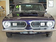 1967 Plymouth Barracuda for sale 100965971