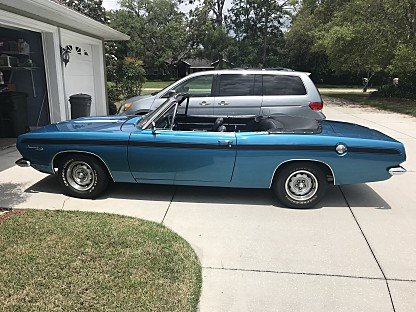 1967 Plymouth Barracuda for sale 100981511