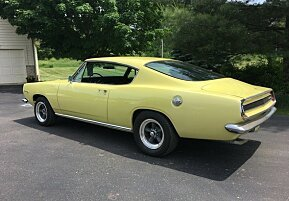 1967 Plymouth Barracuda for sale 100996898