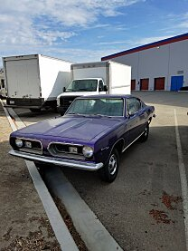 1967 Plymouth Barracuda for sale 101018270