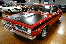 1967 Plymouth Barracuda for sale 101028495